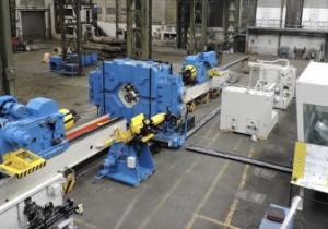 GFM SX-16 CNC Radial Forging