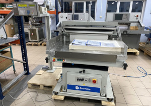 Paper jogger with weighing system Baumann BSB 3L professional