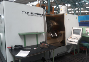 DMG CTX 620 LINEAR