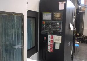 DOOSAN ACE HM 500 Machining center - horizontal
