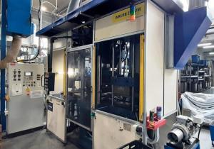 Inrubb 250VM Electric injection moulding machine
