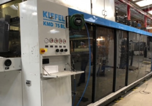 Kiefel KMD 75 BL Thermoforming - Automatic Roll-Fed Machine