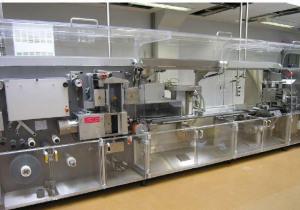 Mediseal CP 400 / P 3000 Cartoning machine