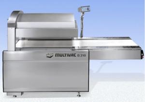Multivac B310 packaging + SE320 shrink tunnel