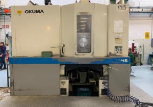 Used Okuma MA50H / 1000 Machining center - palletized