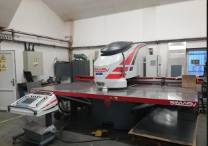 SIMASV 1250 F1 Punching machine