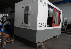 Unitec CSF 2 cnc bed type milling machine