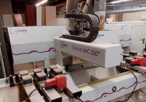 Weeke Optimat BHC 250 CNC Router