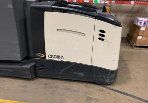 Crown Forklift Tsp 6000 Series Stockpiler