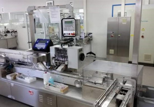 INSERT AND CLOSING MACHINE (NEOTOP) FOR AMPOULES/VIALS