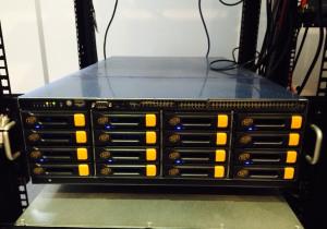 ARDIS DDP Ethernet SAN Storage Server - 16DA 16 TB