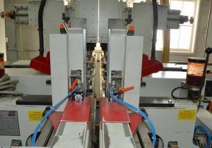 Koch Throughfeed Drilling Machine