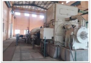 1 No. 10 MW Siemens (2006) make Condensing type Steam Turbine Generator Set