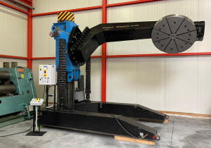 KOVACO - SP 100 Welding Positionar Manipulator 10000 Kg