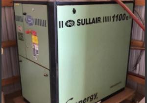Sullair 1100E Air Compressor