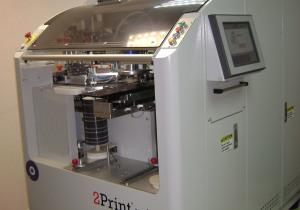 CD and DVD UV Printer TapeMatic 2Print