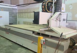 Used SCM Pratix 48 NST Nesting CNC