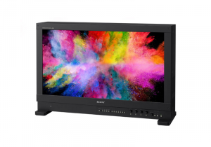 Sony BVM-HX310 4K/UHD HDR TRIMASTER Pro Video Monitor