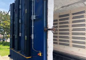 Industrial Oven H3R 200-12 1200-E Prefinsa