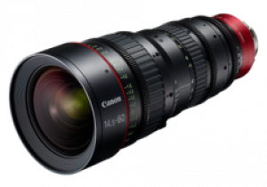 Canon Cn-E 14.5-60Mm T2.6 L Sp Super Wide Angle Cinematographic Zoom Lens For Pl Mount Cameras