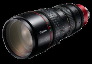 Canon Cn-E 30-300Mm T2.95-3.7 L Sp Telephoto Cinematographic Zoom Lens