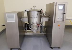 Glass Maschinen Model Vas-80 High Shear Mixer