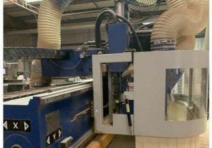 Giben G4 EVO 510 CNC Router wity Outfeed