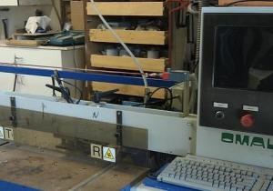 Omal Dmg Hbd 1300 Bore Glue Dowel Machine