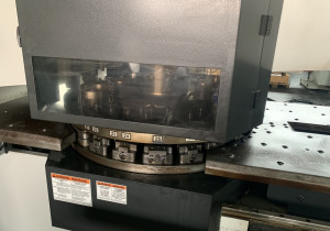 LVD STRIPPIT S 1212 CNC punching machine