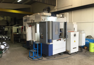 Mori Seiki M-400 Simultaneous machining center - 5 axis