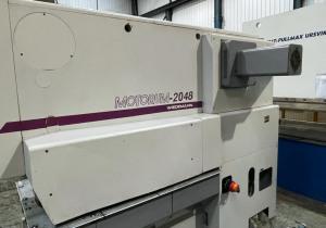 Murata Wiedemann Motorum 2048 CNC punching machine