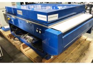 A170653 Npc Incorporated Lm-A-1400X200 Solar Production Laminator With Conveyor