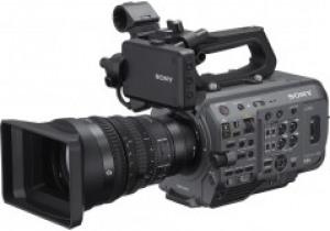 Sony Pxw-Fx9 Xdcam 6K Full-Frame Camera System With Lens 28-135 F.4