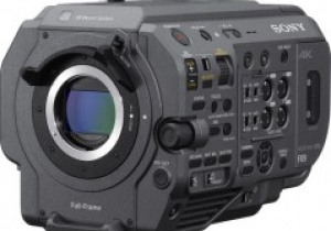 Sony Pxw-Fx9 Xdcam 6K Full-Frame Camera Systemm