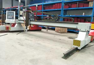 Lansun CNC Plasma/Torch Gantry 11'6″ x 46′
