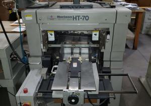 Horizon Ht 70 Three Knife Trimmer
