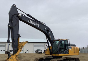 2018 John Deere 250G Lc Track Excavator