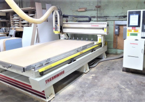 5'X10' Thermwood Model Cs45 3-Axis Cnc Router With Qcore Cnc