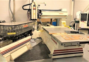 5'X10' Thermwood Model C-40 3-Axis Cnc Router With Extrended Z-Axis