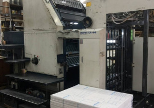 Komori  Perfection 1/1 Printing Machine