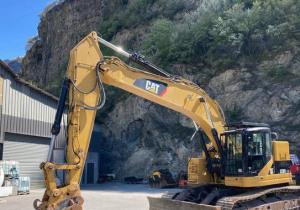 2008 Cat 328D-Lcr Track Excavator