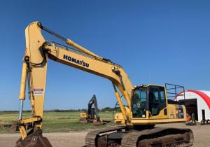 2010 Komatsu Pc270Lc-8 Track Excavator