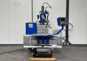 Milling machine EMCO - FB-5 TNC 124 Tool room milling 600 x 400 x 400 mm