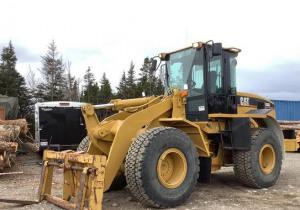 2007 Cat 938G Series Ii Tool Carrier Loader