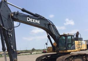 2012 John Deere 470G Lc Track Excavator