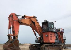 2008 Hitachi Ex1900-6 Track Excavator