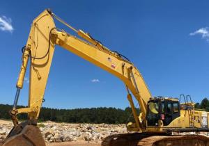2006 Komatsu Pc600Lc-8 Track Excavator