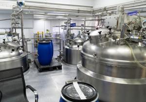 Lot 1 Homogenizer System Vakumix ABW 2249 Liters