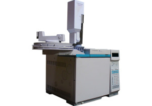 Agilent 6890N GC with Purged/Packed Inlet, NPD Detector, and 7683 ALS
