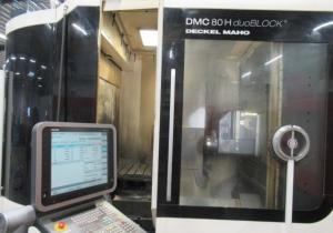 Dmg Mori DMC 80 DUOBLOCK